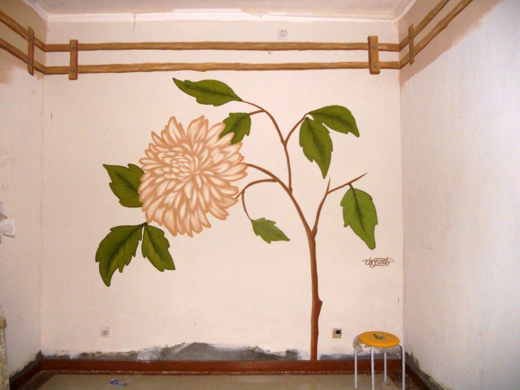 Richard Rich Indonesia Mural Im Picture Gallery