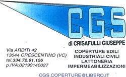 CGS di crisafulli giuseppe