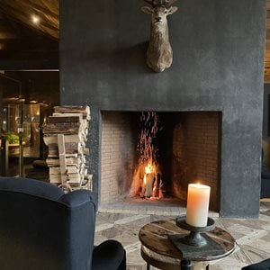 Photo by PROGETTO CAMINO FIREPLACE