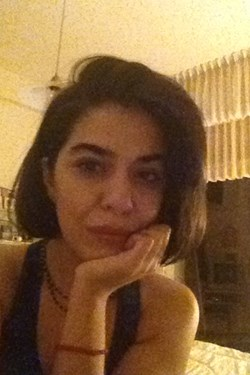 RAZAN ZOUBI