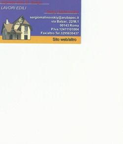 IMPRESA EDILE DI MALINOVSKIY SERIY's Logo