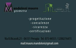 MAURO MANDOLONI