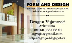 FORM AND DESIGN