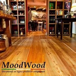 moodwood Tavolati in legno prefinito