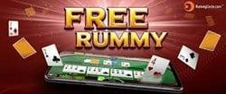 rummy 100 rupees free freerummy