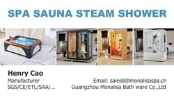 SpaSauna SteamShower