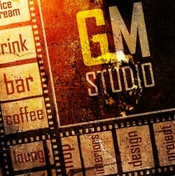 GM STUDIO IN CANTIERE's Logo