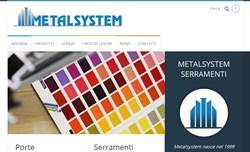 METALSYSTEM SERRAMENTI Genova