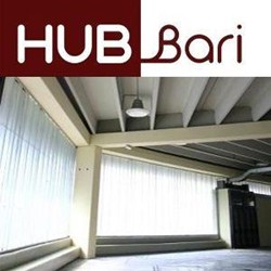 THE HUB BARI's Logo