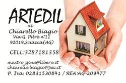 Artedil  di Chiarello Biagio's Logo