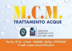 M.C.M. TRATTAMENTO ACQUA