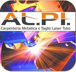 AL.PI. Carpenteria Metallica e Taglio Laser Tubo