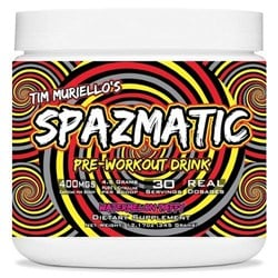 Spazmatic Supplements