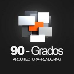 90-Grados Arquitectura y Rendering
