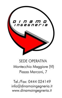 DINAMO INGEGNERIA's Logo