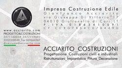 Acciarito Costruzioni's Logo