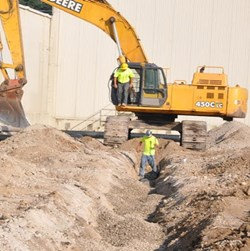 Accurate Excavating