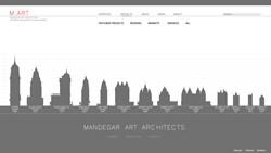 mandegar art architects