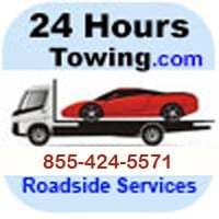 24 Hr Towing