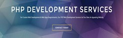 PHP DevelopmentServices