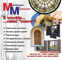 Mantovani e Mantovani s.r.l.'s Logo