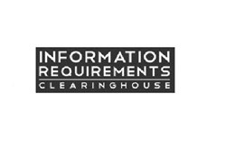 Information Requirements Clearinghouse