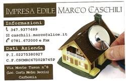 impresa edile caschili marco's Logo