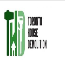 Toronto House Demolition