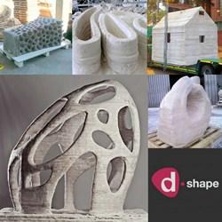 D-Shape 3D Printing Technology
