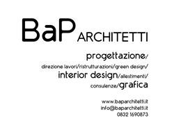 BaP architetti's Logo