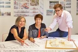 HELLIN-SEBBAG, architectes associés