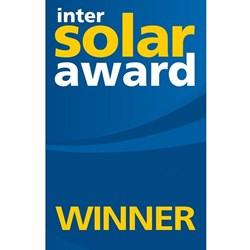Intersolar Award - Winner