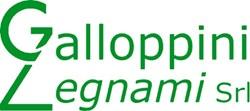 GALLOPPINI LEGNAMI's Logo