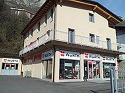 Wurth Punto Vendita Darfo Boario Terme