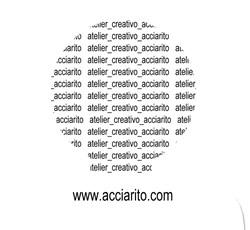 Atelier Creativo Acciarito's Logo