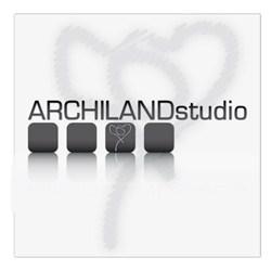 ARCHILANDstudio's Logo