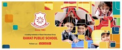Best CBSE school in jaipur:  Rawat public school