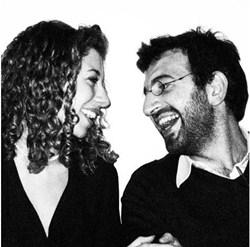 Nicola Spagni e Diletta Storace
