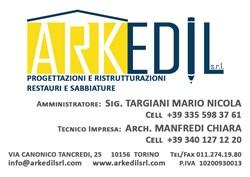 Arkedil S.r.l.'s Logo