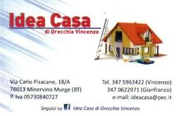 Idea casa di Orecchia Vincenzo's Logo