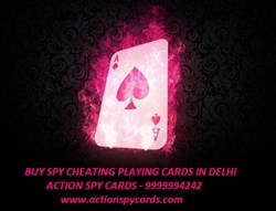 Spy Cheating Playing Cards in  Delhi