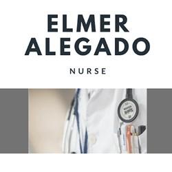 Elmer Alegado Nurse