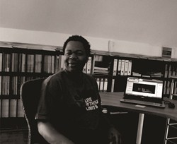 Dalitso-Clarence Namaona