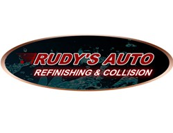 rudys auto  refinishing collision