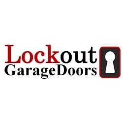 Lockout Garage doors