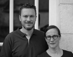 Fanny et Léandre Carbonneaux