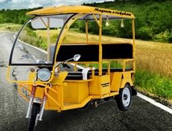 Magnum E Rickshaw