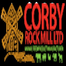 Corby Rock Mill Calf Feeds