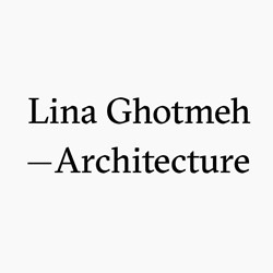Lina Ghotmeh—Architecture