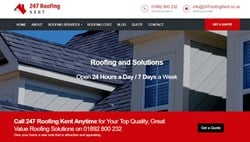 247 Roofing Kent
